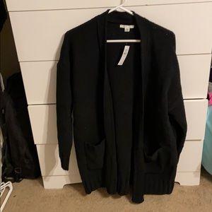Brand new black American Eagle cardigan